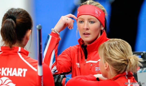 eve muirhead 2010. Eve Muirhead and Kelly